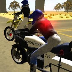 3d moto simulator 2 - Racing