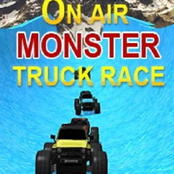 on air monster truck race - Racing