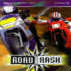 road rash - Racing